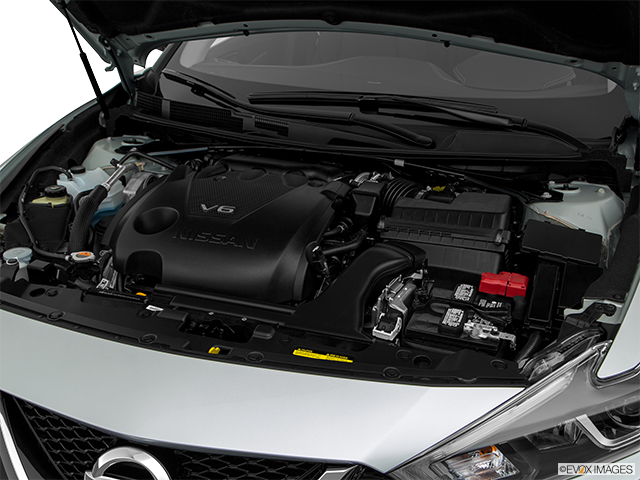 2018 Nissan Maxima Engine