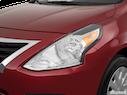2018 Nissan Versa Drivers Side Headlight