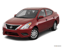 2018 Nissan Versa Front angle view