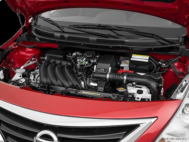 2018 Nissan Versa Engine