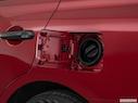 2018 Nissan Versa Gas cap open