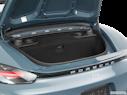 2018 Porsche 718 Boxster Trunk open