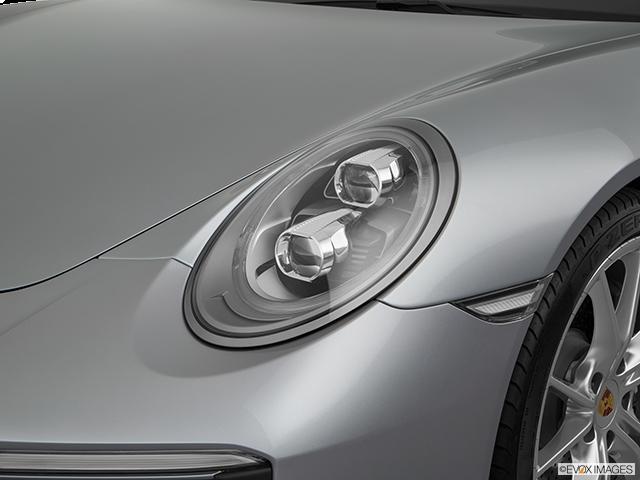 2018 Porsche 911 Drivers Side Headlight