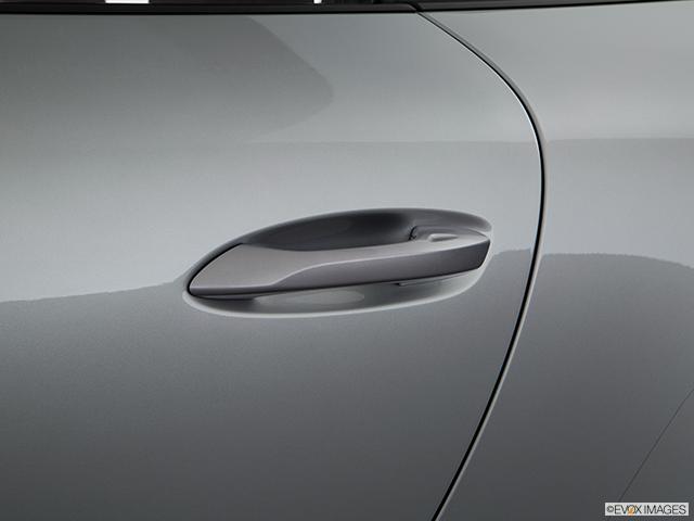 2018 Porsche 911 Drivers Side Door handle