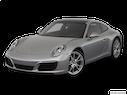 2018 Porsche 911 Front angle view