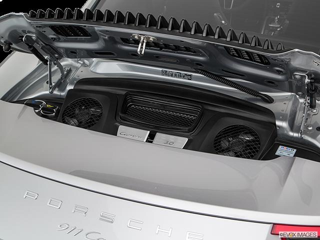 2018 Porsche 911 Engine