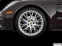 2018 Porsche Panamera Front Drivers side wheel at profile