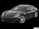 2018 Porsche Panamera Front angle view