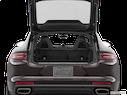 2018 Porsche Panamera Trunk open