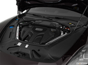 2018 Porsche Panamera Engine