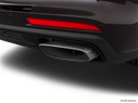 2018 Porsche Panamera Chrome tip exhaust pipe