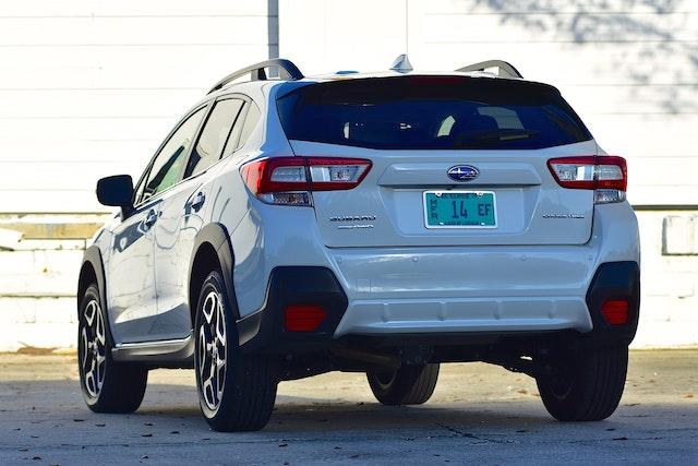 2018 Subaru Crosstrek Exterior