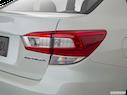 2018 Subaru Impreza Passenger Side Taillight