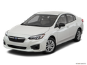 2018 Subaru Impreza Front angle view