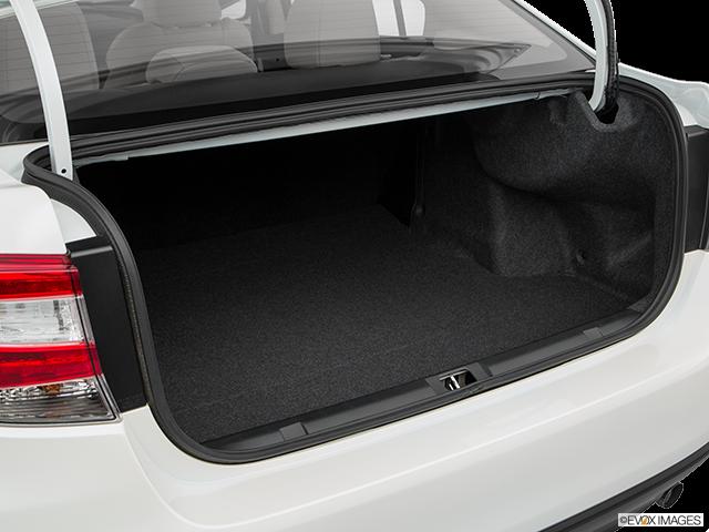 2018 Subaru Impreza Trunk open