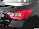 2018 Subaru Legacy Passenger Side Taillight