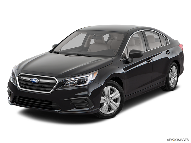 2018 Subaru Legacy Front angle view