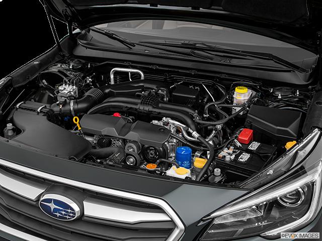 2018 Subaru Legacy Engine