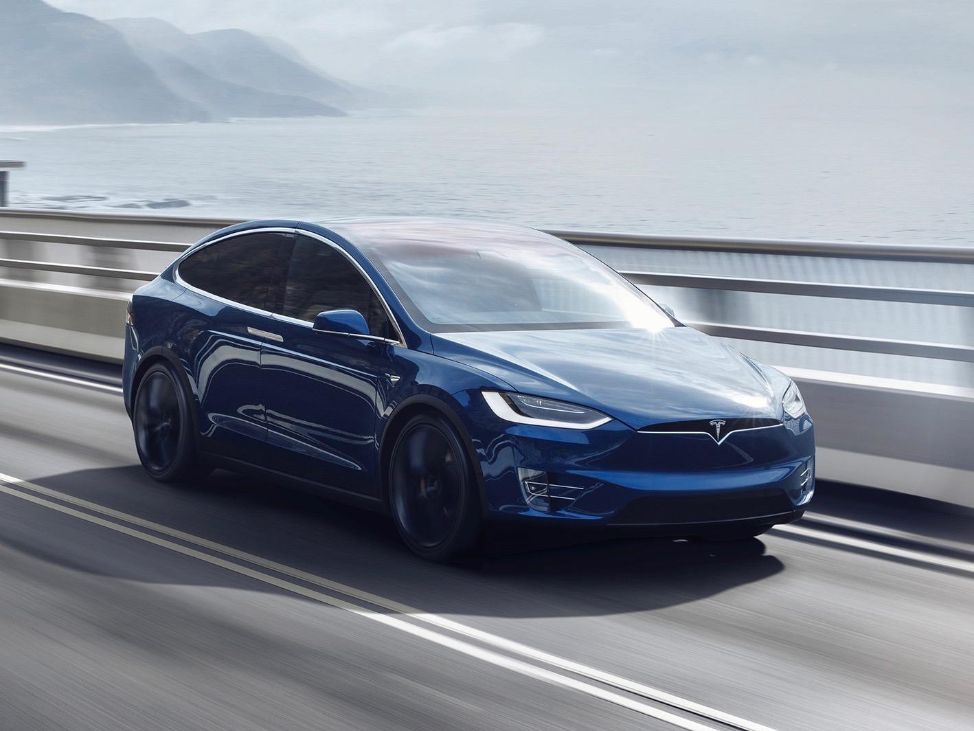 Tesla Model X Reviews