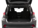 2018 Toyota Highlander Trunk open
