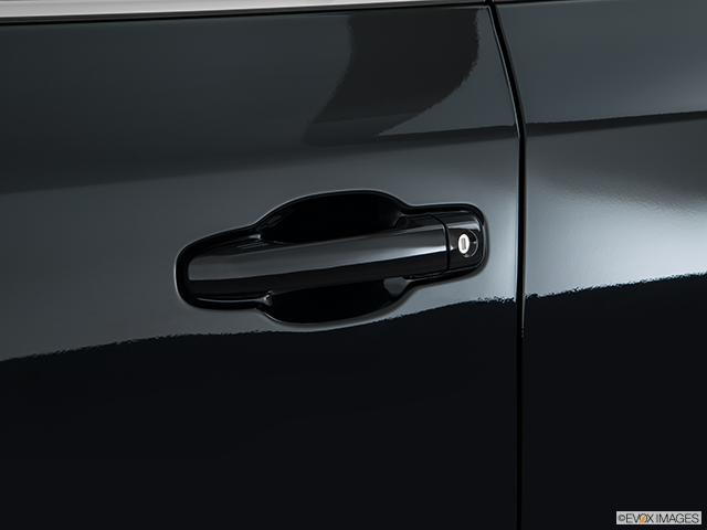 2018 Toyota Land Cruiser Drivers Side Door handle