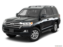 2018 Toyota Land Cruiser Front angle view
