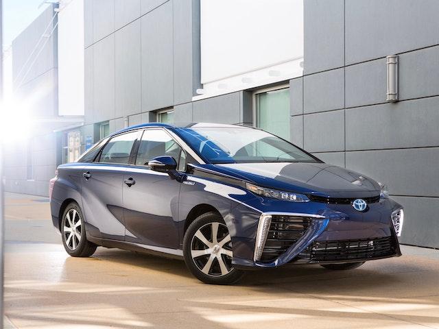 2018 Toyota Mirai Exterior