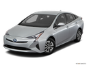 2018 Toyota Prius Front angle view