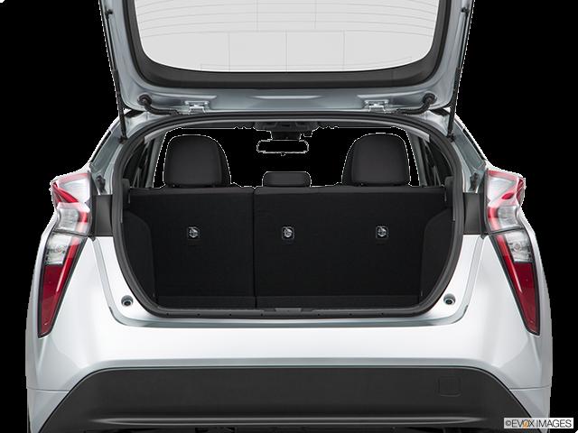 2018 Toyota Prius Trunk open