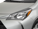 2018 Toyota Yaris Drivers Side Headlight
