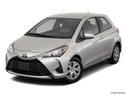 2018 Toyota Yaris Front angle view