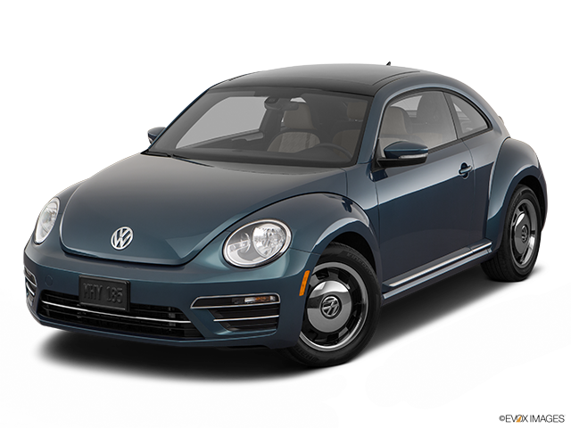 2018 Volkswagen Beetle Front angle view