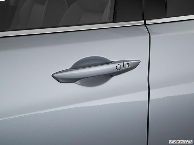 2019 Acura TLX Drivers Side Door handle
