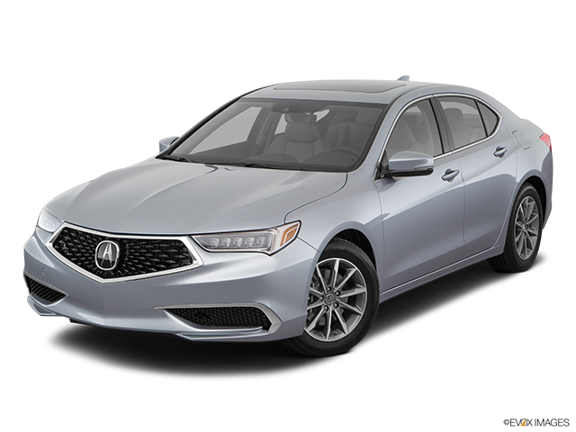 2019 Acura TLX Front angle view
