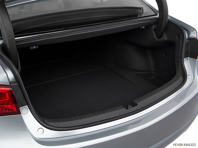 2019 Acura TLX Trunk open