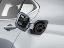 2019 Acura TLX Gas cap open
