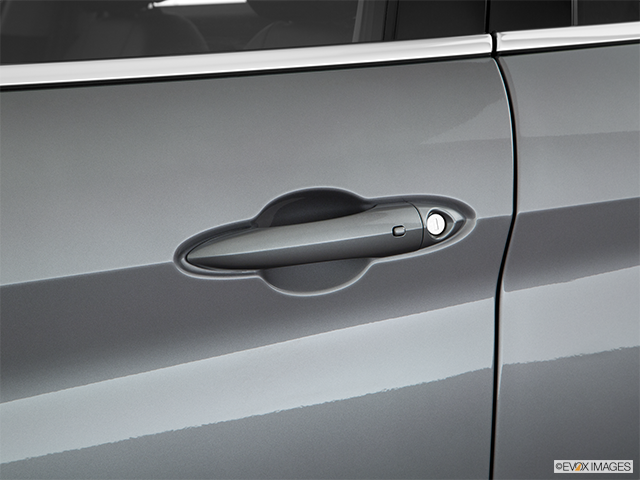 2019 Alfa Romeo Giulia Drivers Side Door handle
