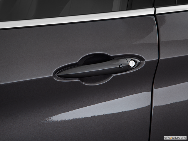 2019 Alfa Romeo Stelvio Drivers Side Door handle