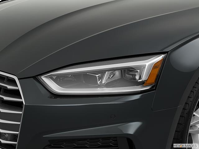 2019 Audi A5 Drivers Side Headlight