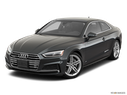 2019 Audi A5 Front angle view