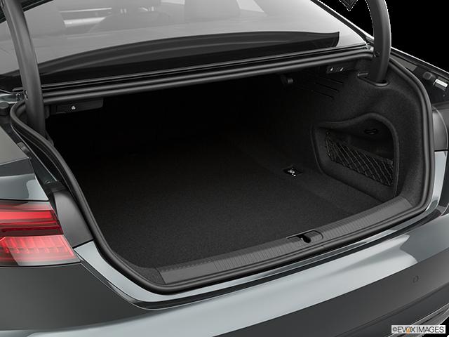 2019 Audi A5 Trunk open