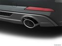 2019 Audi A5 Chrome tip exhaust pipe