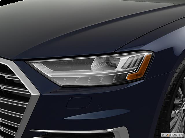 2019 Audi A8 L Drivers Side Headlight