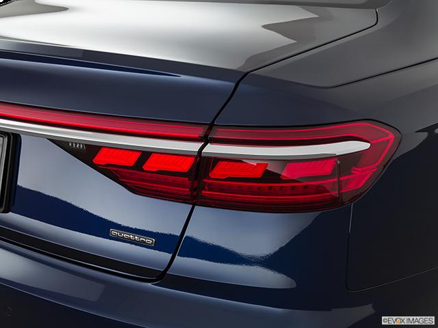 2019 Audi A8 L Passenger Side Taillight