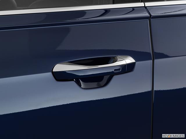 2019 Audi A8 L Drivers Side Door handle