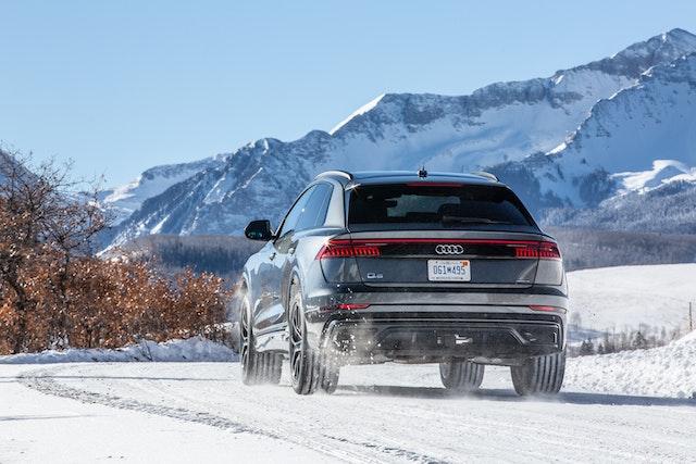 2019 Audi Q8 Exterior