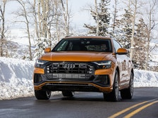 Audi Q8 Reviews