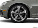 2019 Audi S4 Front Drivers side wheel at profile