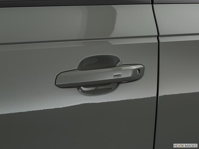 2019 Audi S4 Drivers Side Door handle
