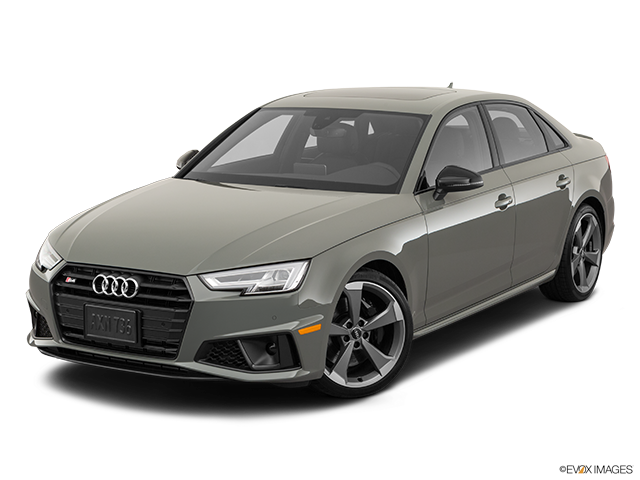 2019 Audi S4 Front angle view